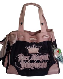 Juicy Couture Purse Terry Shoulder Bag