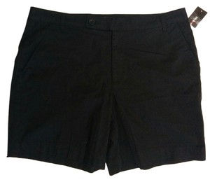 Style & Co Casual Bermuda Shorts Black