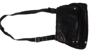 Olivia M Leather Good Quality Cross Body Bag