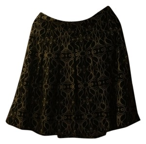 Mossimo Supply Co. Skirt Blac