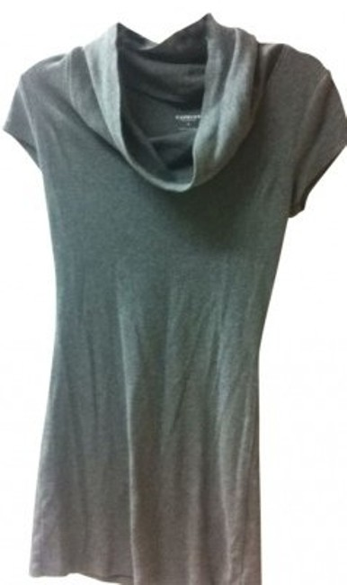 Preload https://item5.tradesy.com/images/express-grey-cotton-scoop-neck-mini-short-casual-dress-size-6-s-9674-0-0.jpg?width=400&height=650