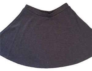 Tobi Mini Skirt Gray