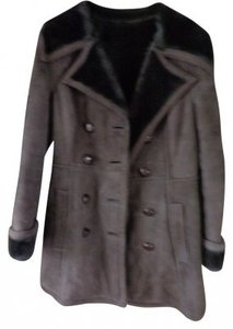 French Creek Sheep & Wool Co. Fur Coat
