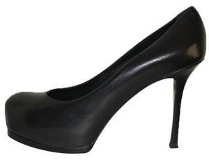 Saint Laurent Ysl Pump Black Pumps