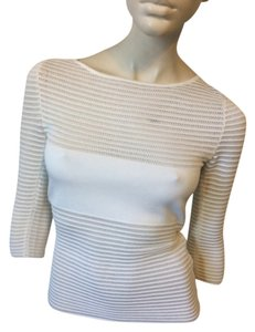 ALAÏA Top White