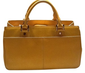 Nordstrom Tote in Yellow