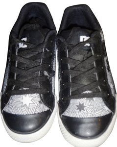 DC Shoes Black & White Athletic