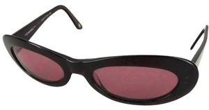 Chanel Chanel Burgundy Sunglasses c.539/64 CCAV44