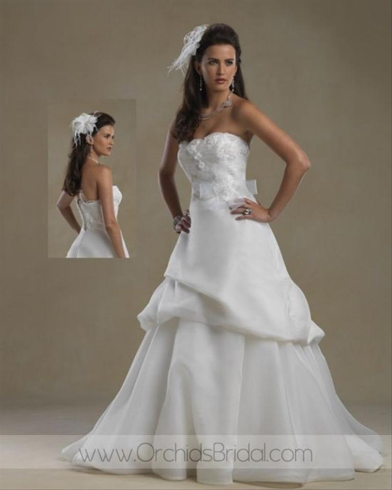 Free shipping for Forever yours international wedding dresses