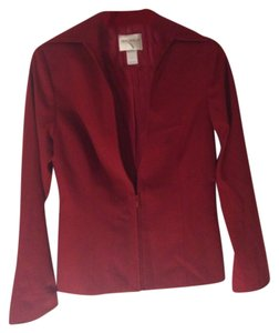 Hugo Buscati Red Blazer