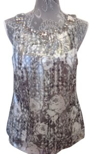 ECI New York Top Grey / Silver