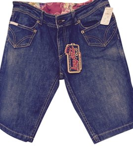 Dolce&Gabbana Bermuda Shorts Denim