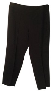 Avenue Zipper Never Been Worn Trouser Pants Black