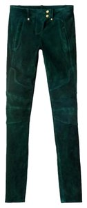 Balmain x H&M Skinny Pants Forest green