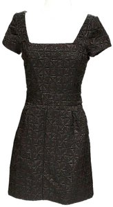 Marc by Marc Jacobs Metallic Quilted Dress