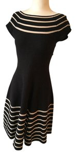 Kate Spade short dress Black Knit on Tradesy