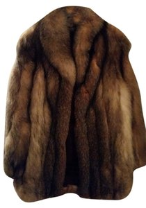 Fox Furs Fur Coat
