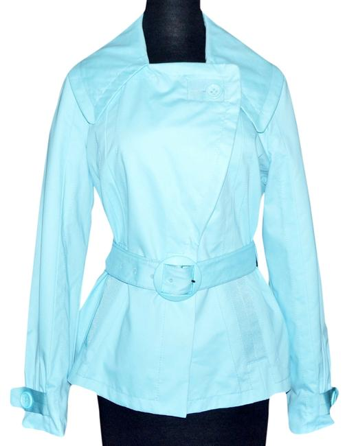 Escada light blue Jacket