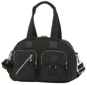 Kipling Sachel Satchel in Black