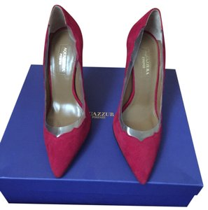 Aquazzura Dark rose Pumps