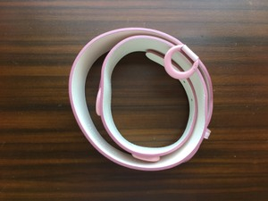 Escada Escada Pink Leather Belt
