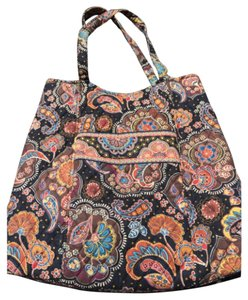 Vera Bradley Tote in Brown