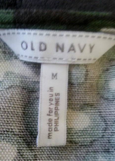 Old Navy short dress brown, green, beige camifloge on Tradesy