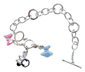 Swarovski Mickey Charms Crystal Paved Bracelet