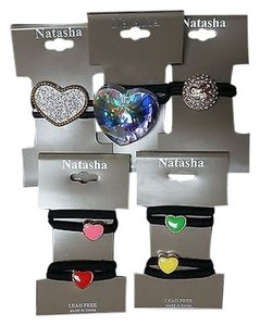 Natasha Nordstrom Set Of Pack Different Styles Hair Ties Pony Tail Holder
