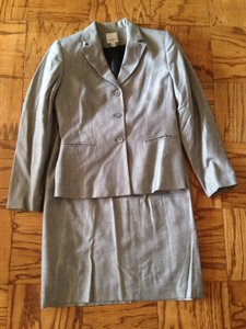 Anne Klein Grey 2-piece Business Suit