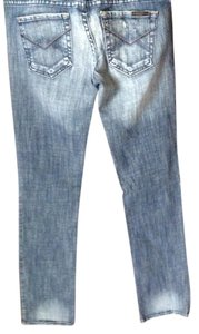 Armani Exchange Straight Pants Denim
