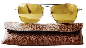 Ray-Ban Ray-Ban ULTRA LIMITED EDITION Caravan Sunglasses 18K gold over titanium frames