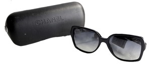Chanel * Chanel Square Quilting Sunglasses C.817/S8