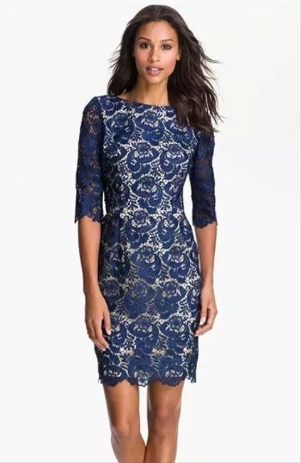 Eliza J Lace Dress