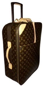 Louis Vuitton Pegase Rolling Suitcase Travel Bag