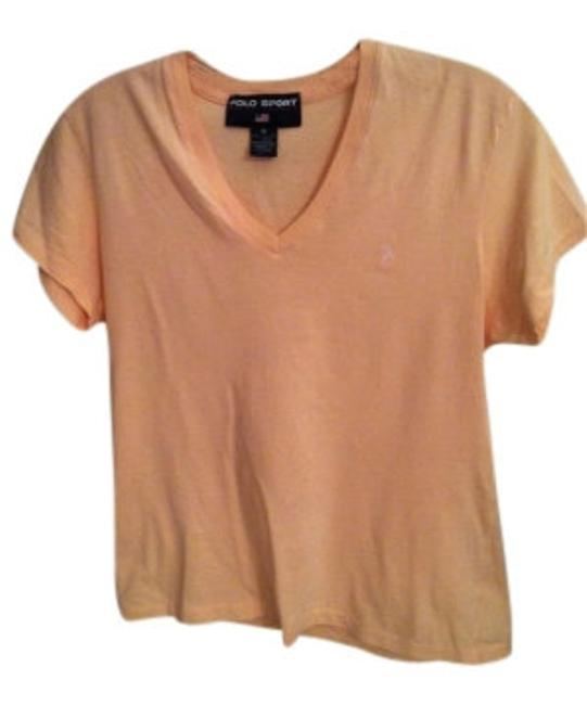 Polo Ralph Lauren T Shirt Peach