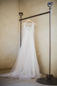 BHLDN Onyx Gown Wedding Dress