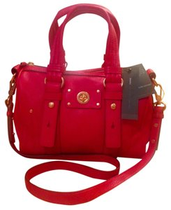 Marc by Marc Jacobs Satchel in Red