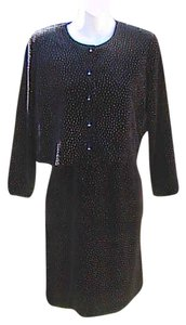 Ronni Nicole Pc Glitter Dress