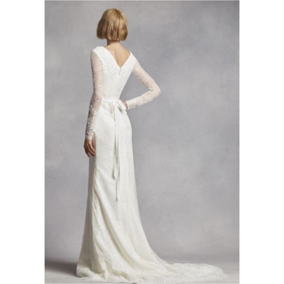 Vera wang bridal wedding dress on sale 38 off wedding for Vera wang wedding dresses sale