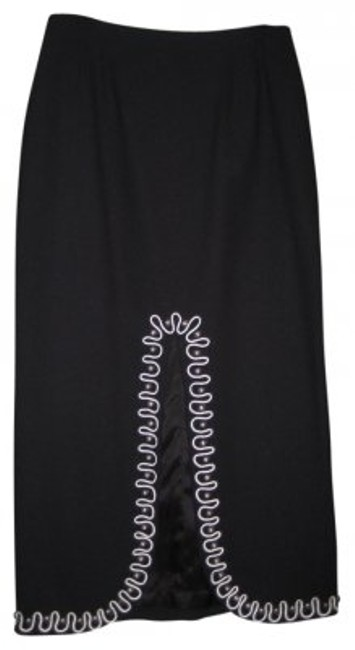 Scully Maxi Skirt Black