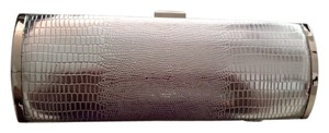 Style & Co Shoulder SILVER Clutch