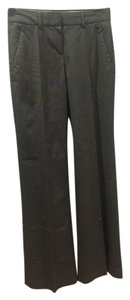 Theory Boot Cut Pants Grey