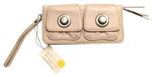 Latico Wristlet in Tan