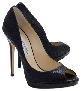 Jimmy Choo Blac Pumps