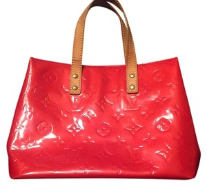 Louis Vuitton Tote in Cherry Red