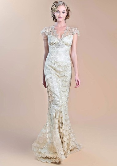 Claire Pettibone Eloquence Wedding Dress