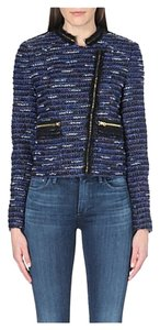Juicy Couture Blue Black Jacket