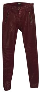 Hudson Jeans Coated Warm Skinny Jeans-Coated