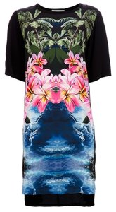 Stella McCartney short dress Black Resort Print on Tradesy
